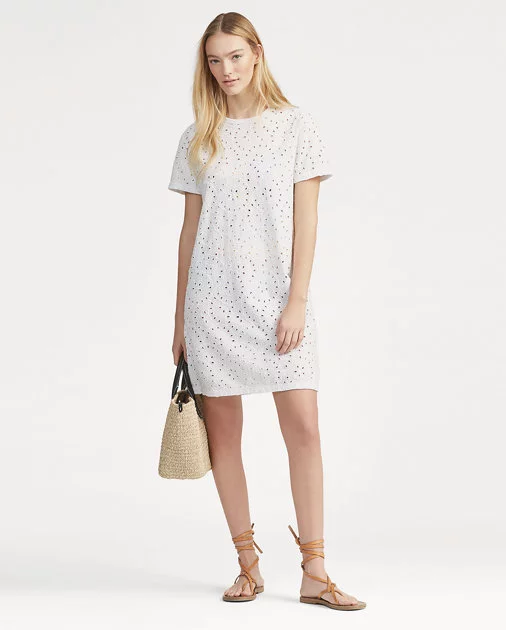 easter dress easter brunch white dress ralph lauren