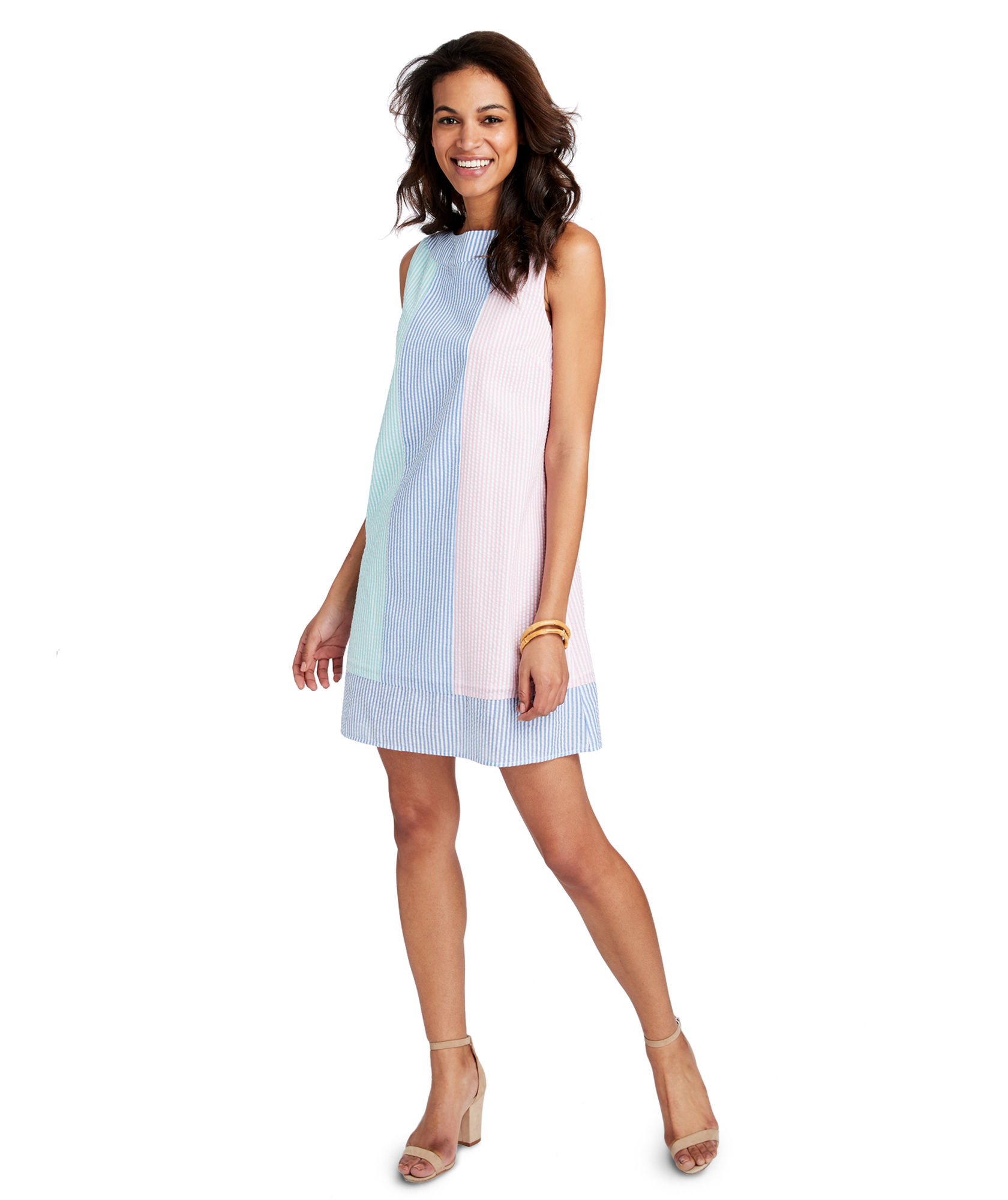 easter dress easter brunch vineyard vines multi color pastel