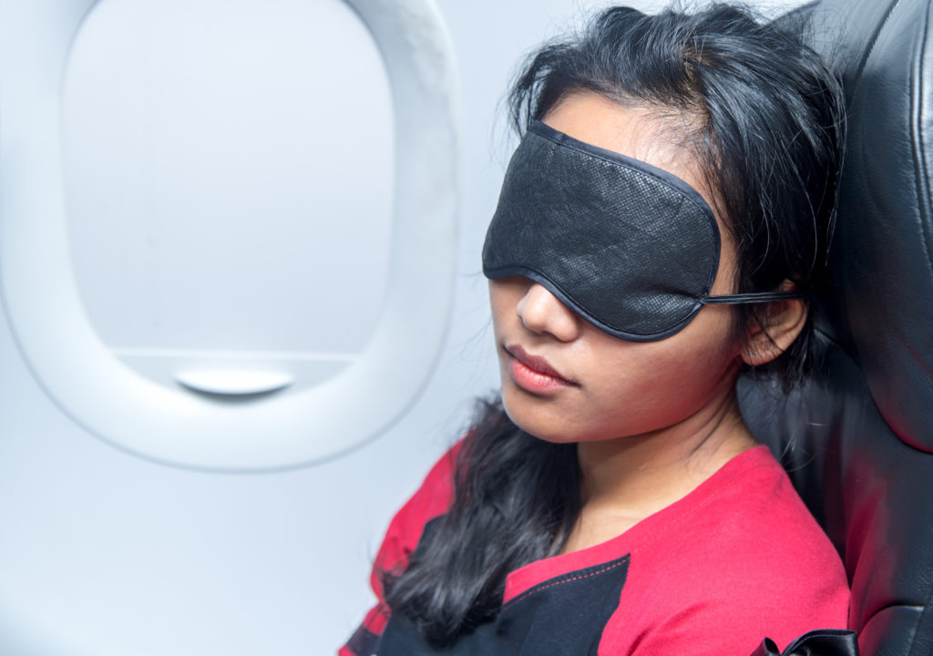 eye masks should fit comfortably