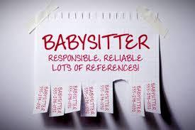 hiring baby sitters