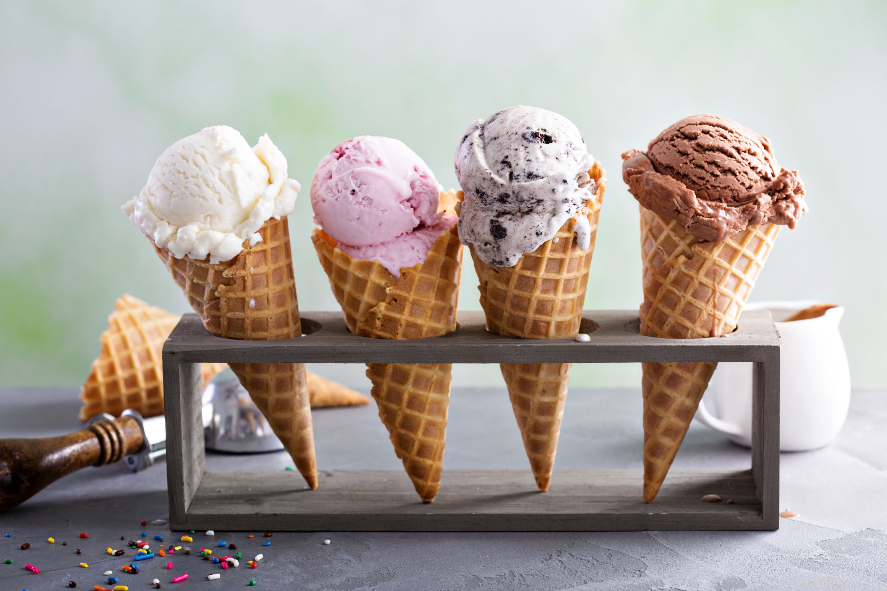 The 15 Most Popular Types of Ice Creams From Around the World