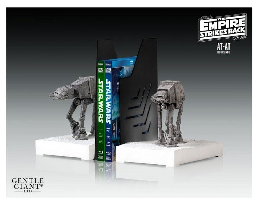 imperial walker mini bookends