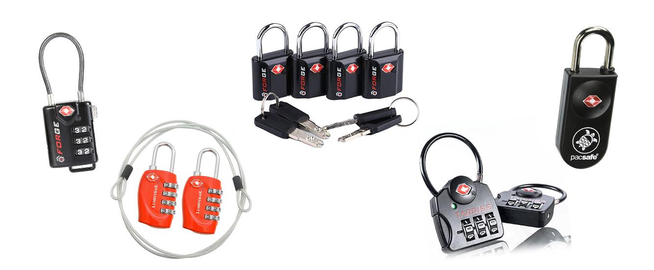 best luggage locks
