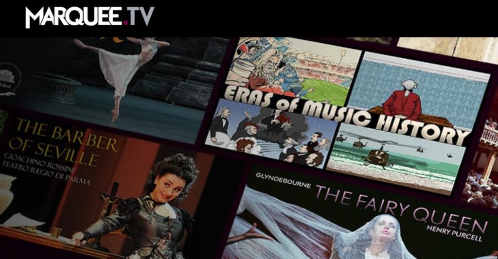 marquee tv website