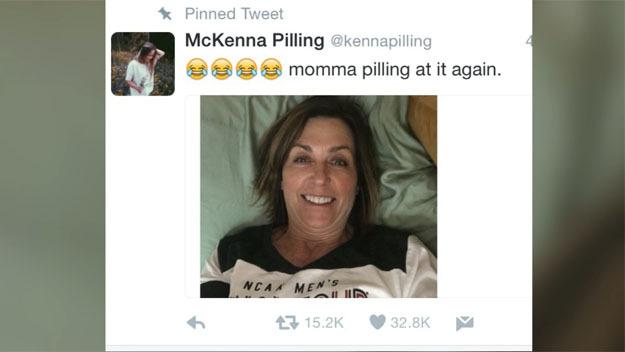 mckenna pilling post on twitter