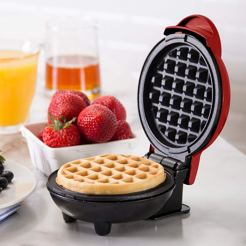 mini waffle maker machine