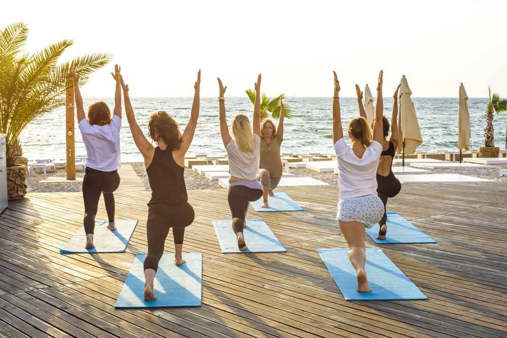 portable yoga mats