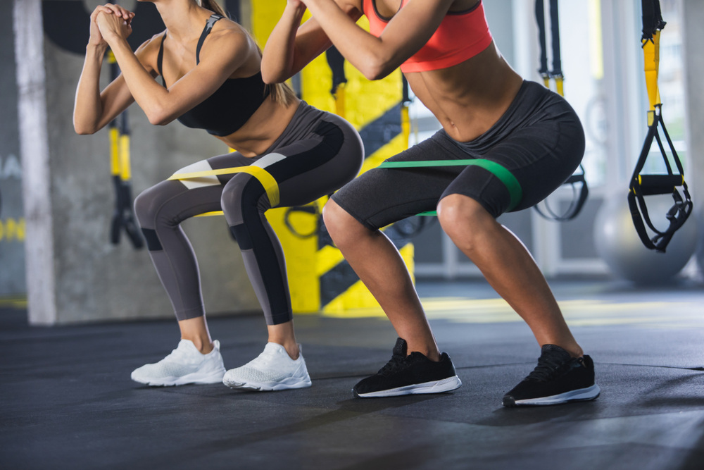 25 Resistance Band Exercises You Can Do Anywhere