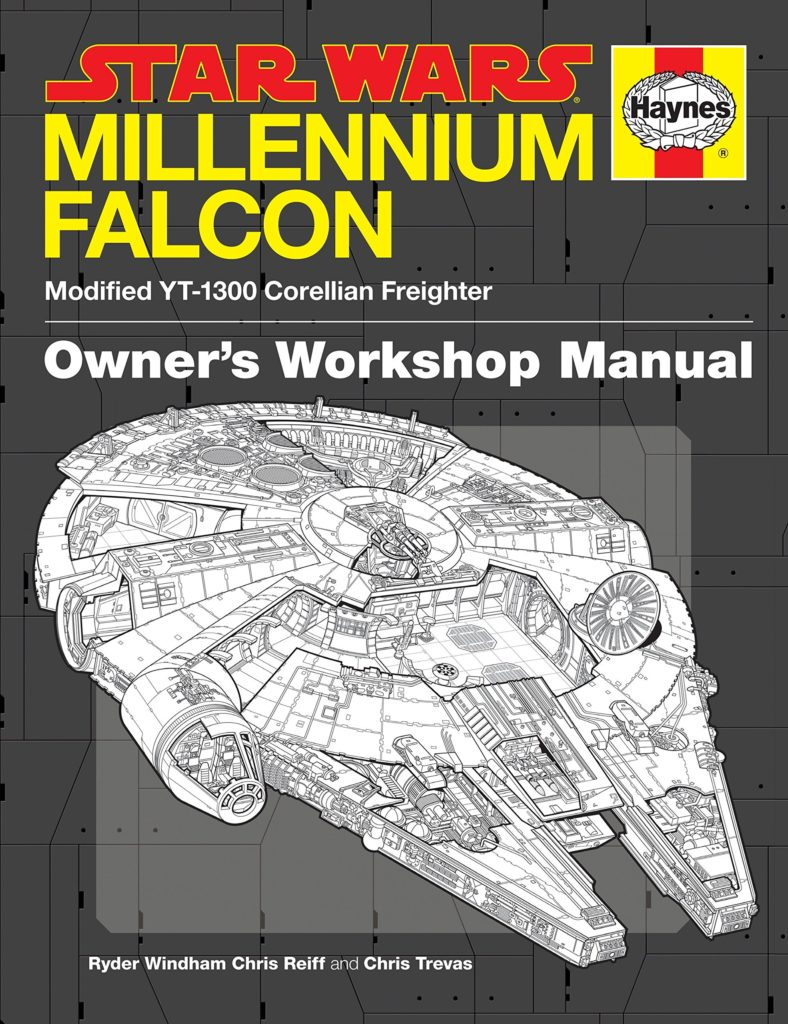 star wars millennium falcon owner's workshop manual