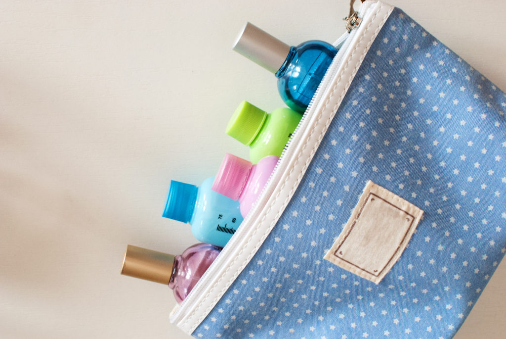 toiletry bag style