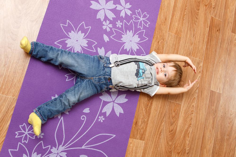yoga mat style