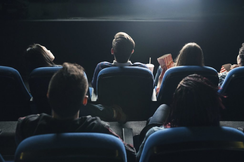 She Asked Rude Kids To Be Quiet During Movie, Mom's Response Is Going Viral