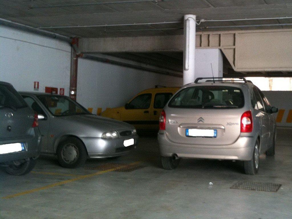 Stranger Kept Blocking Guy's Parking Space, So He Used His Mechanic Skills To Hide It