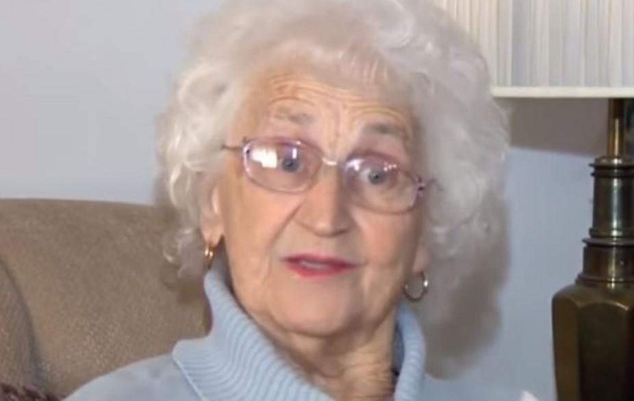 Gloria saw ironworker from hospital window