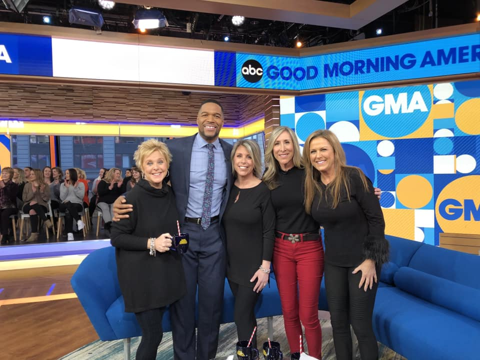 sisters on Good Morning America