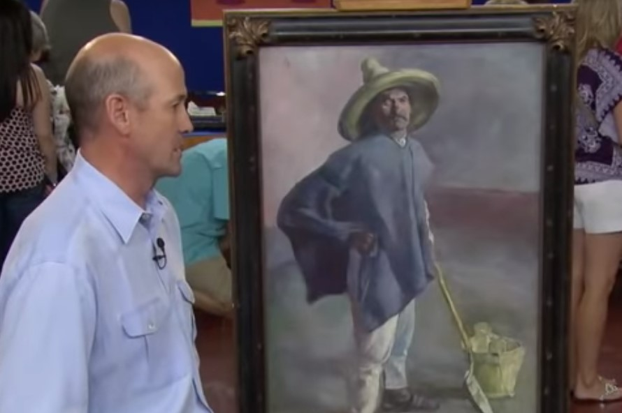 Diego Riviera painting worth millions