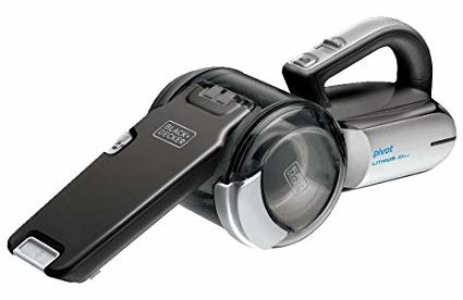 b+d best handheld vacuum cleaner pivot