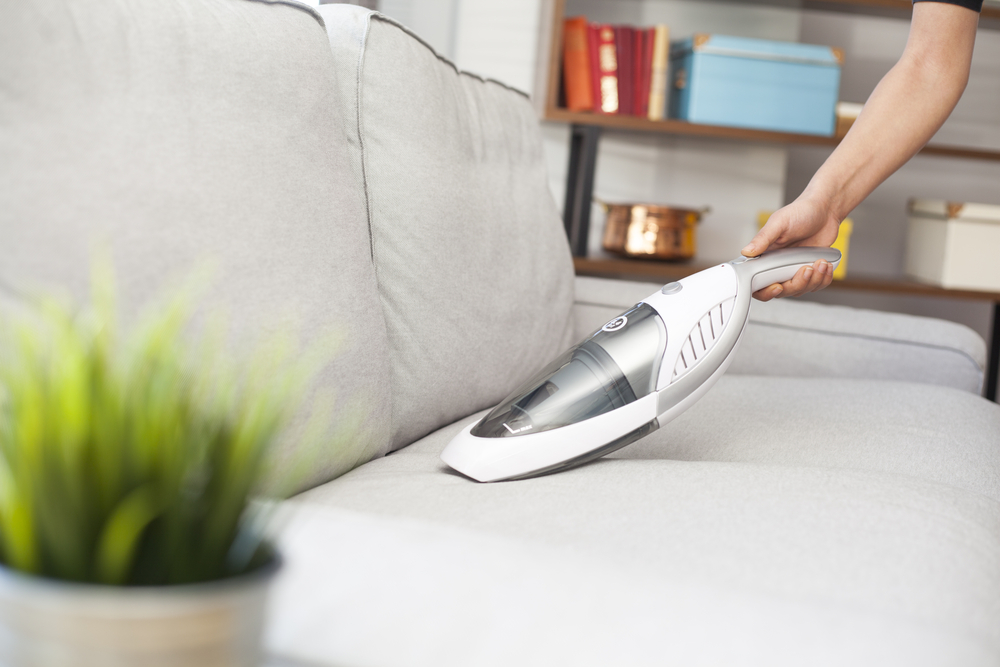 best handheld vacuum cleaner on couch