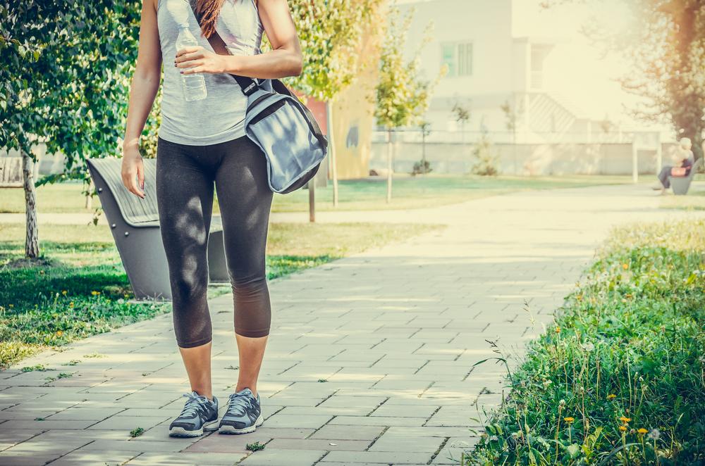 durable gym bag
