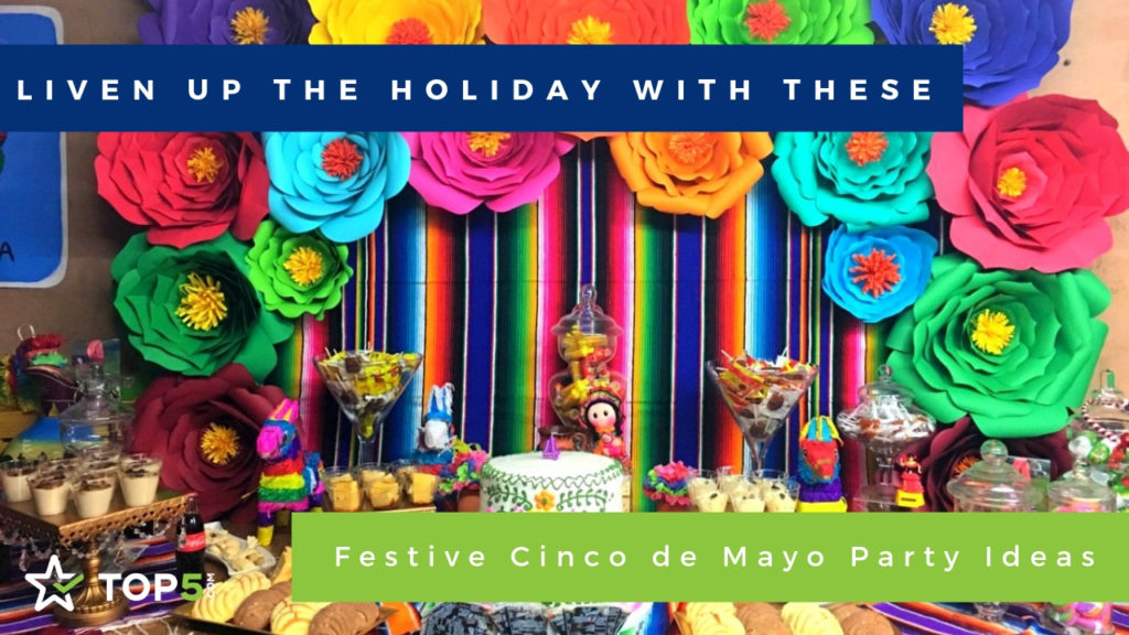 festive cinco de mayo party ideas