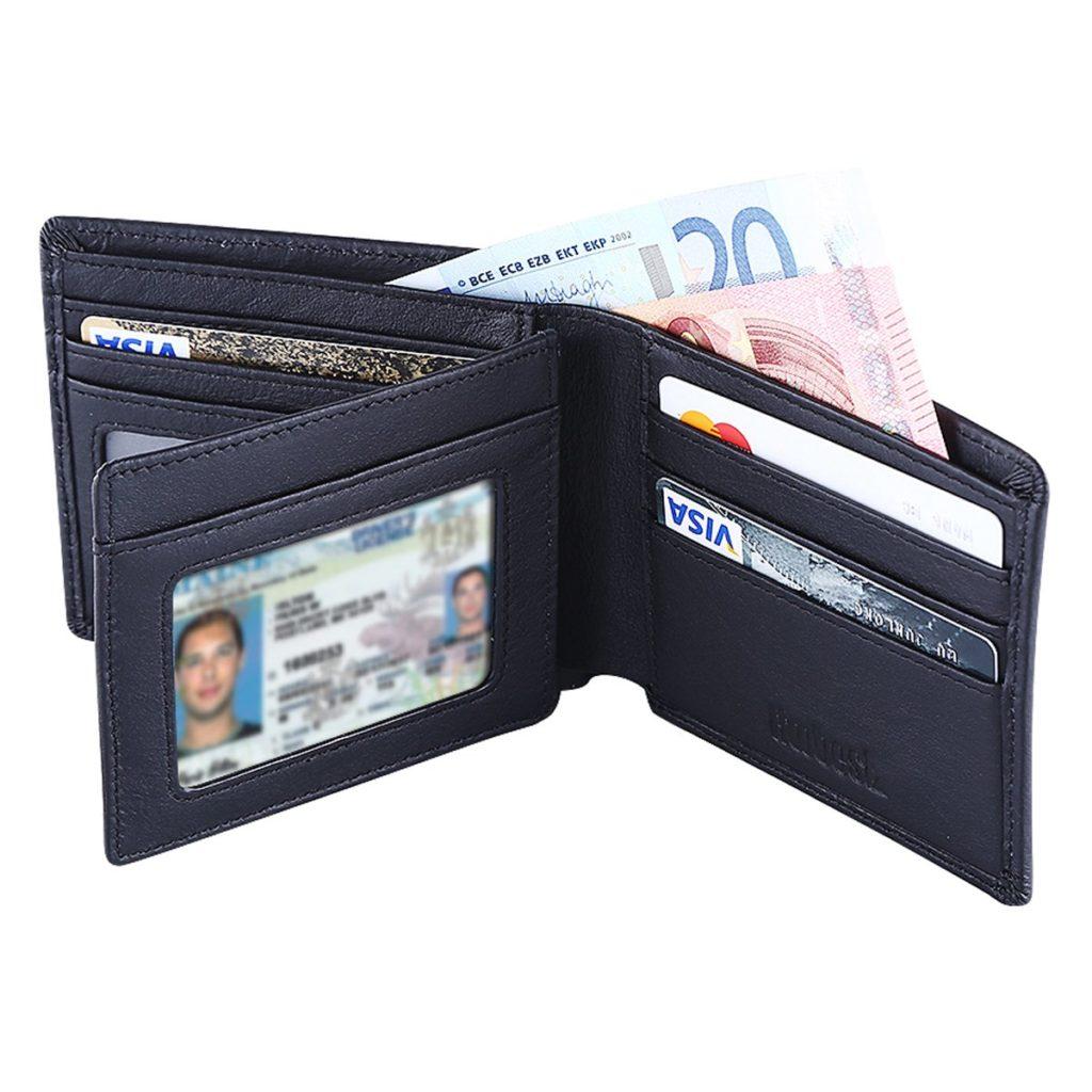hoobest rfid wallet