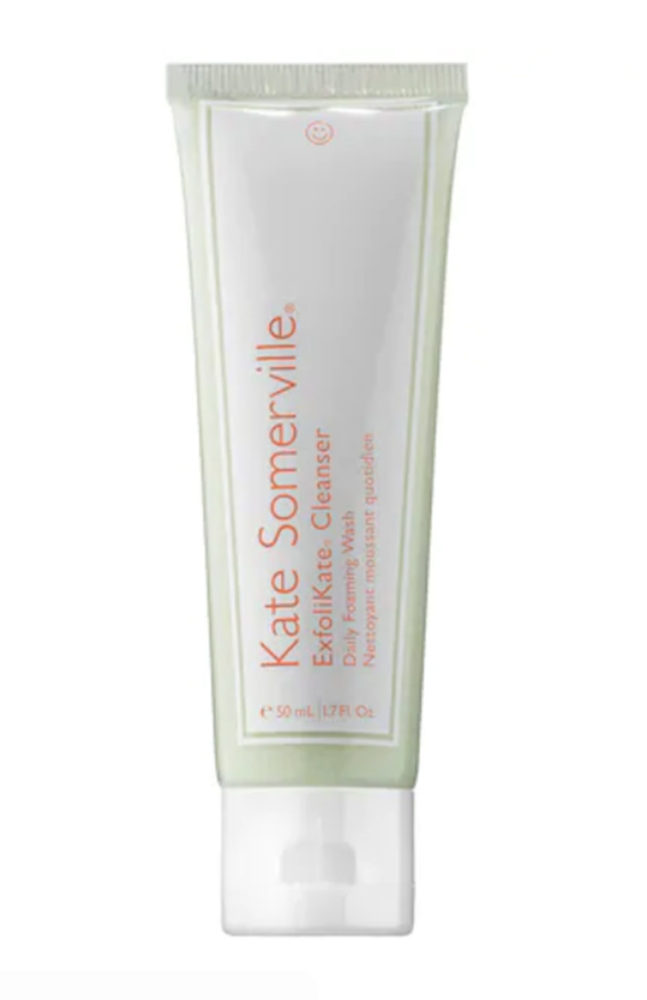 kate somerville exfolikate® cleanser daily foaming wash mini