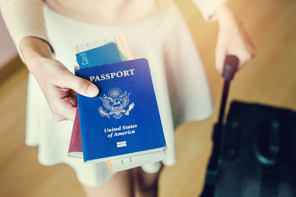 rfid enabled passport usa