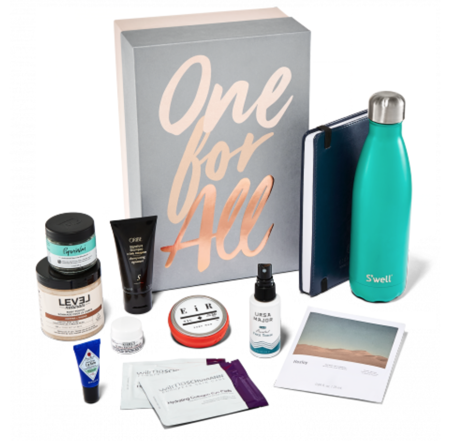 self-care essentials kit