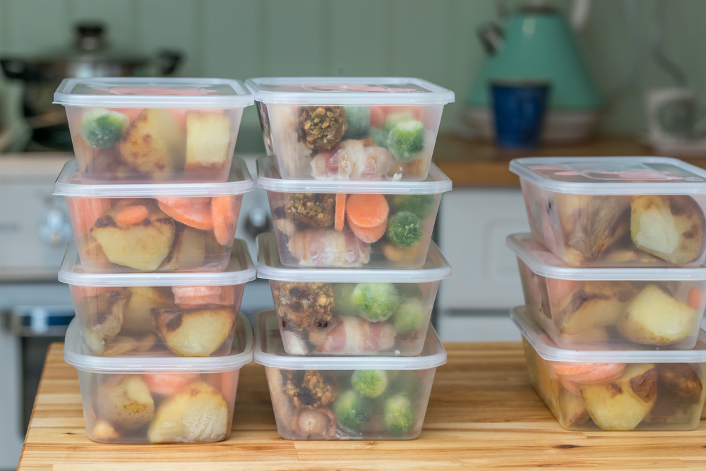 slow cooker meal prep