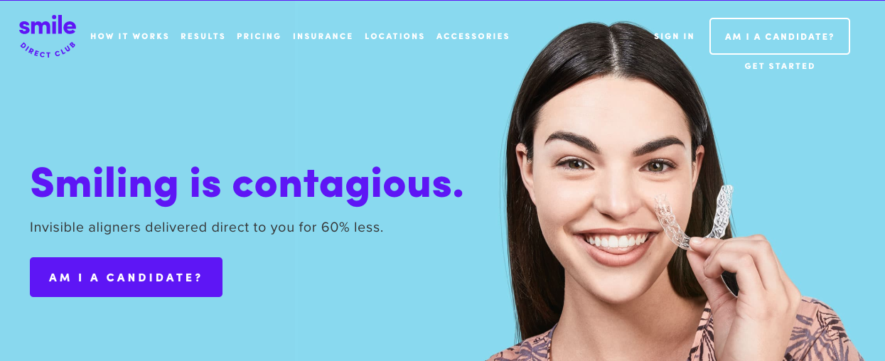 Smile Direct Club Clear Aligners Coupon Voucher Code April 2020