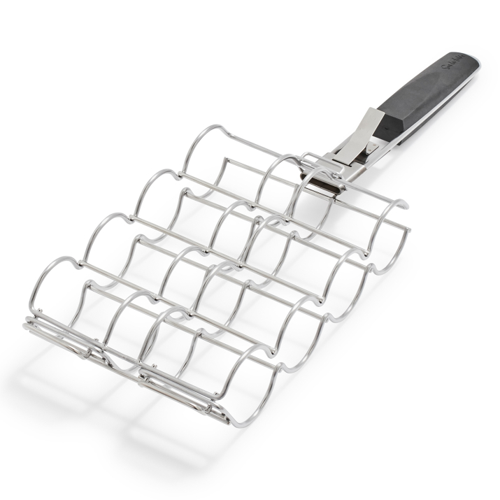 sur la table corn basket with removable handle for grilling and corn