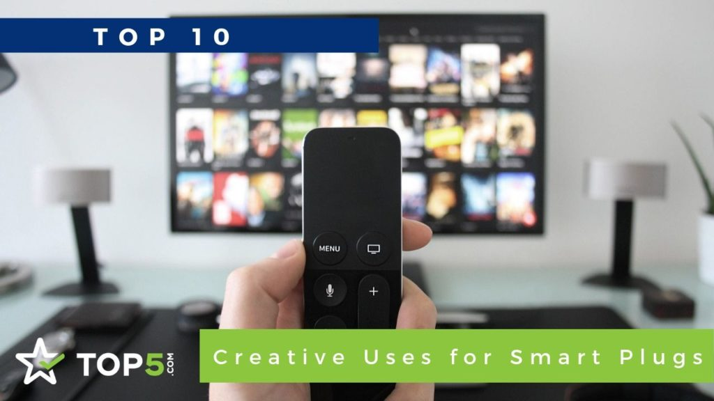 top 10 creative uses for smart plugs