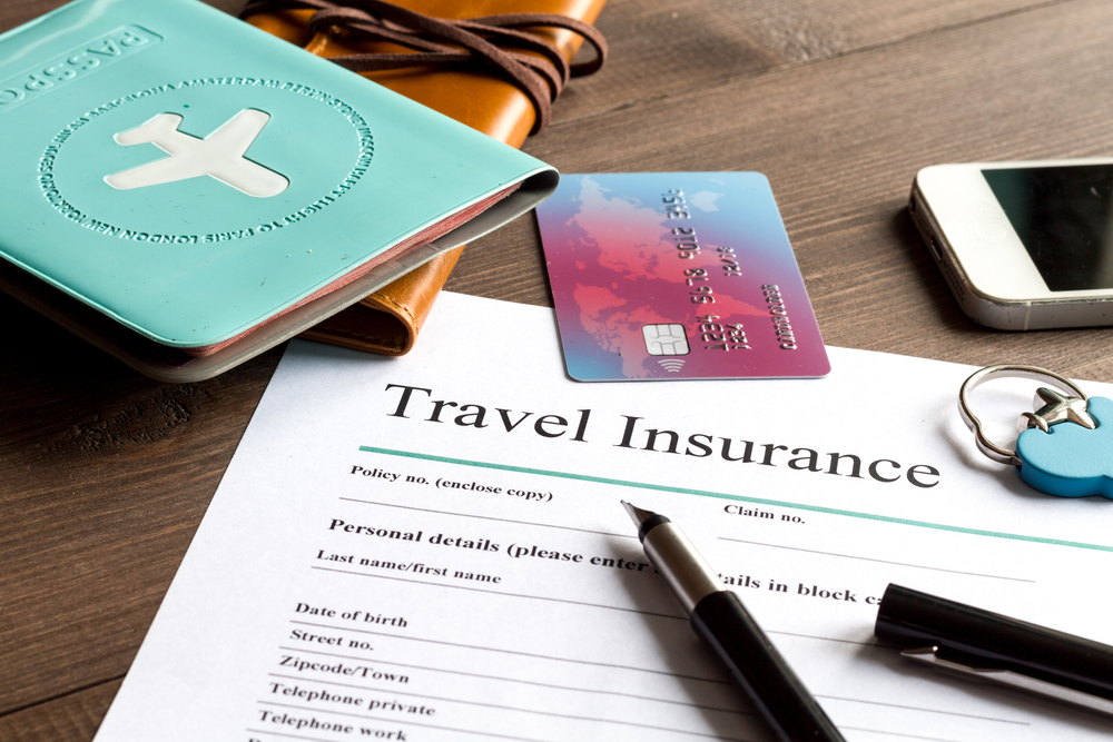 travel insurance and accessories