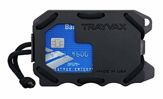 trayvax rfid wallet