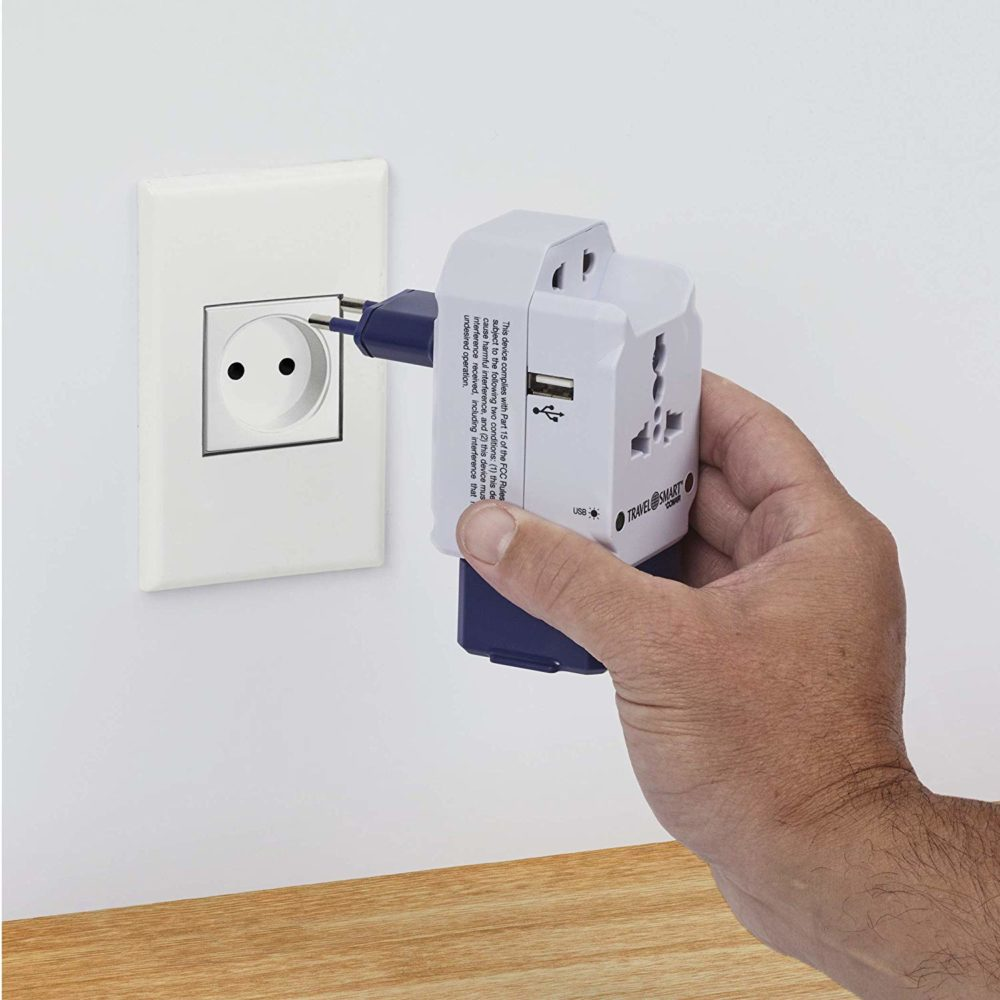 Travel Smart Adapter
