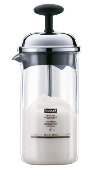 bodum milk frother
