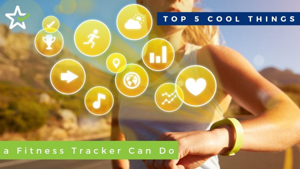 cool things a fitness tracker can do