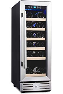 edgestar wine fridge