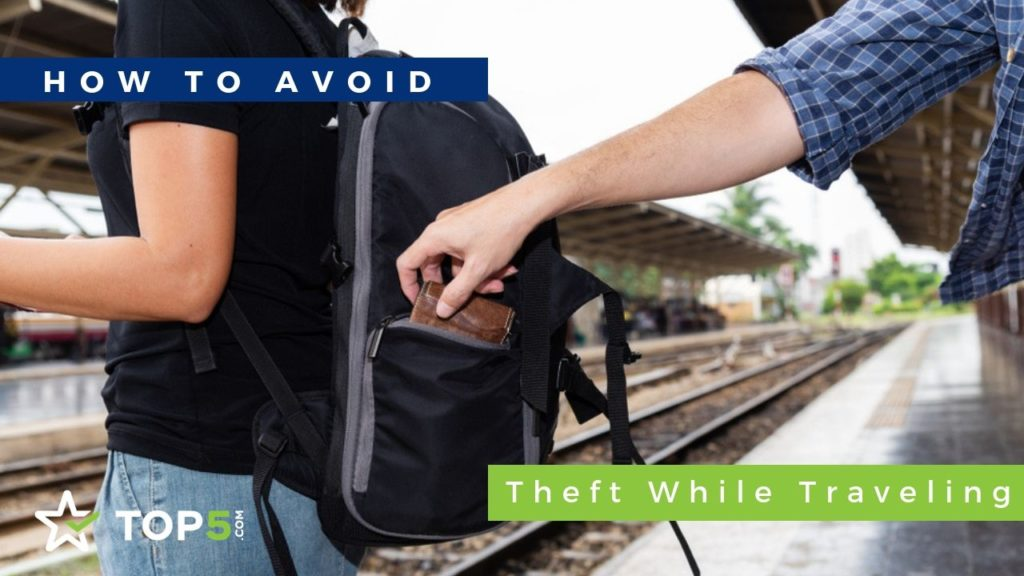 how to avoid theft while traveling