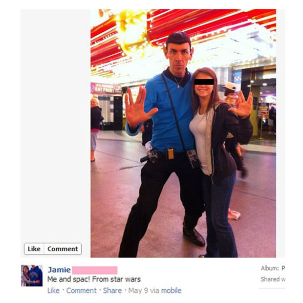spock facebook fail
