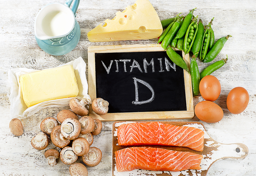 what are the benefits of vitamin d