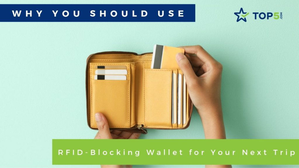 what is an rfid-blocking wallet