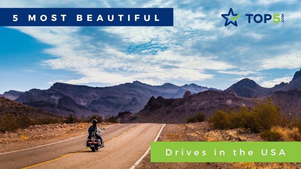 5 most beautiful drives in the usa