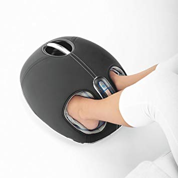 brookstone foot massager