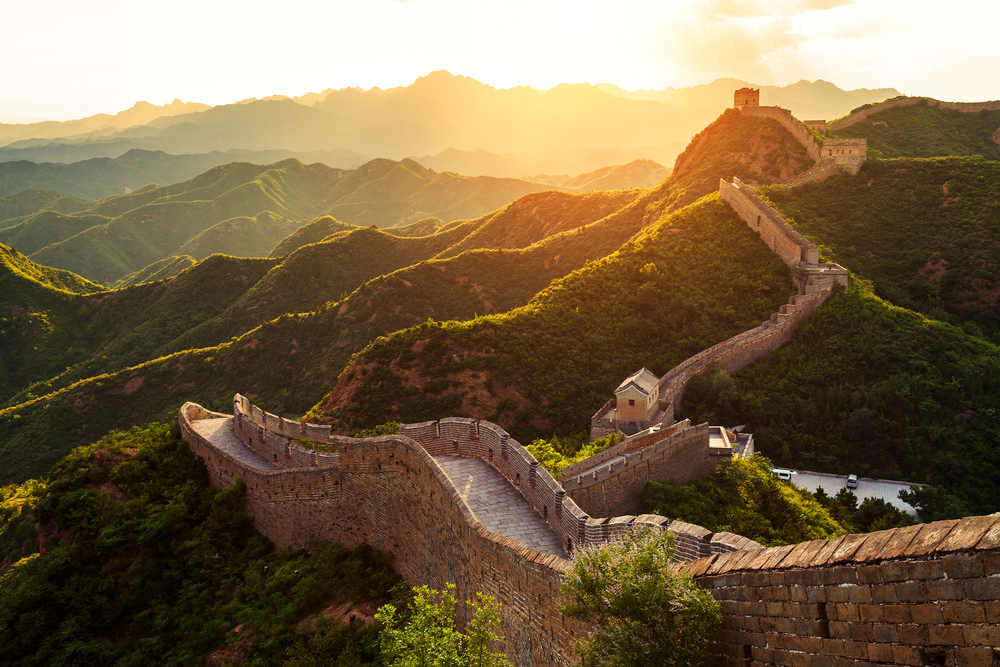 great wall of china unesco