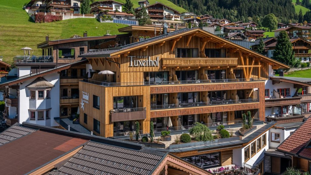 hotel alpin spa tuxehorf