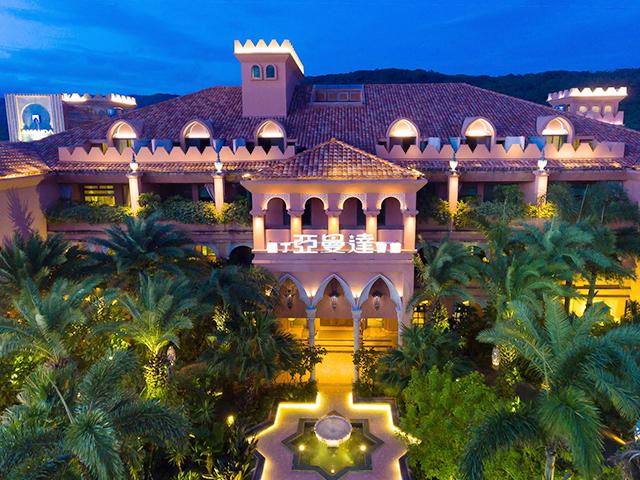 kenting amanda hotel