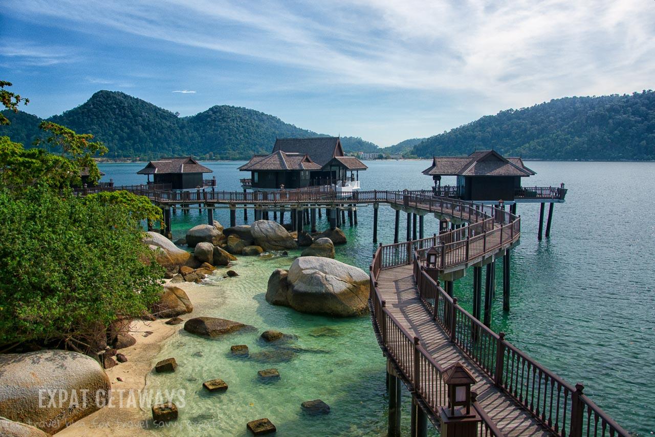Pankor Laut Resort