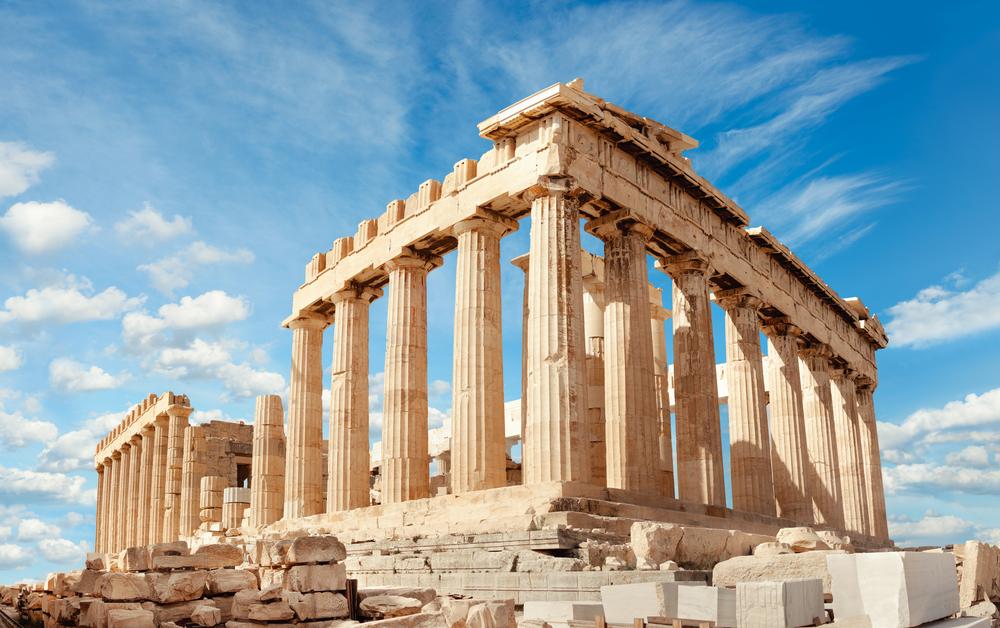 unesco acropolis greece