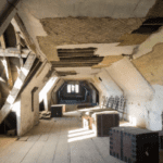 Volunteers Restoring Medieval Mansion Are Taken Aback When They Discover A 400-Year-Old Item Inside It